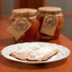 recipe-strudel with pumpkin sweet