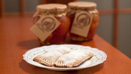 recipe-strudel with pumpkin sweet