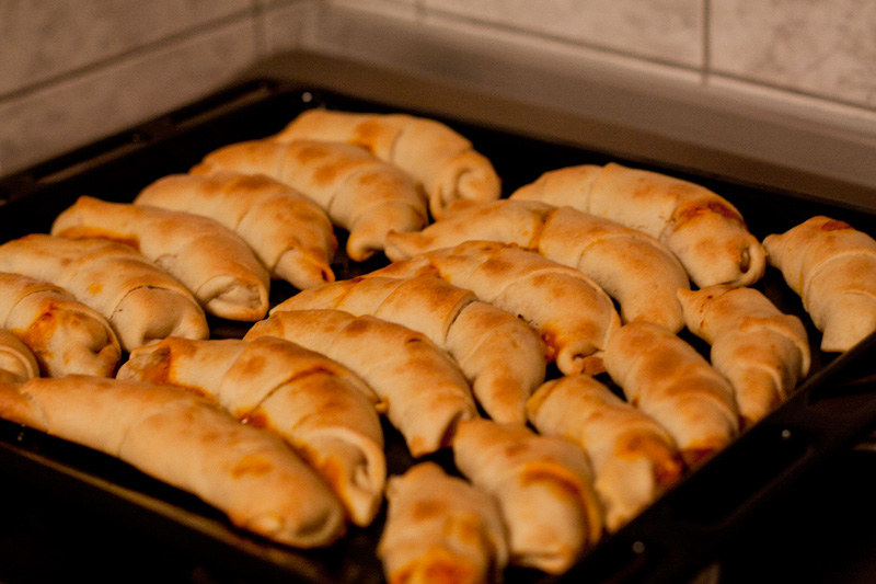 recipe- buns with cheese